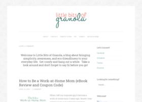 littlebitsofgranola.wordpress.com