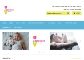 littlebloombabygear.com