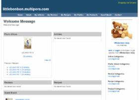 littlebonbon.multipers.com