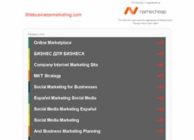 littlebusinessmarketing.com