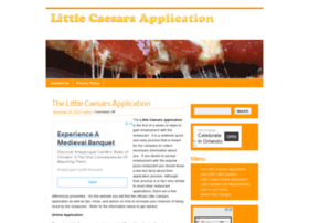 littlecaesarsapplication.com