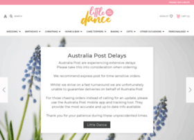 littledanceinvitations.com.au