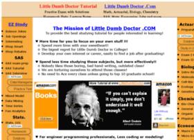 littledumbdoctor.com