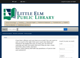 littleelm.bywatersolutions.com