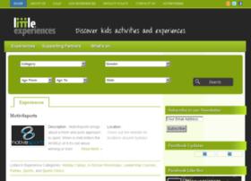 littleexperiences.com.au