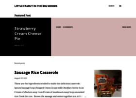 littlefamilyinthebigwoods.blogspot.ru