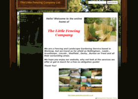 littlefencingcompany.co.uk