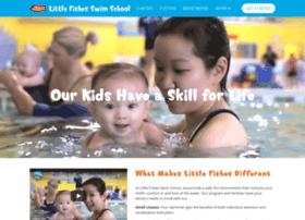 littlefishesswimschool.com