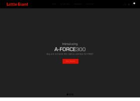 littlegiantladder.com