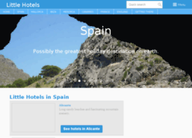 littlehotelsofspain.co.uk