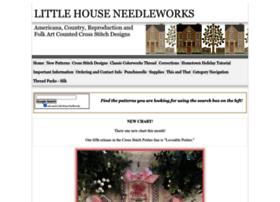 littlehouseneedleworks.com