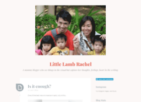 littlelambrachel.wordpress.com