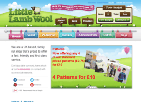 littlelambwool.co.uk