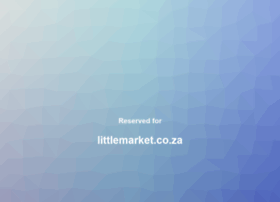littlemarket.co.za