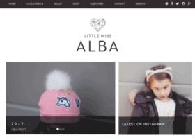 littlemissalba.com