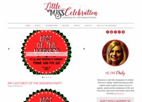 littlemisscelebration.com