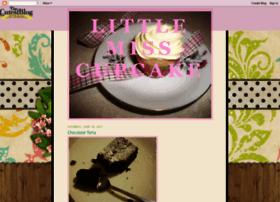 littlemisscupcakeblogs.blogspot.com
