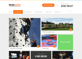 littlemonsters-bouncycastles.co.uk