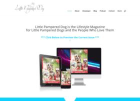 littlepampereddog.com