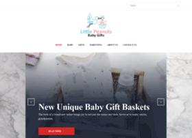 littlepeanutsbabygifts.com