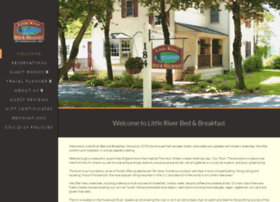 littleriverbedandbreakfast.com