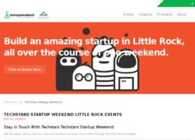 littlerock.startupweekend.org