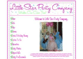 littlestarpartycompany.com