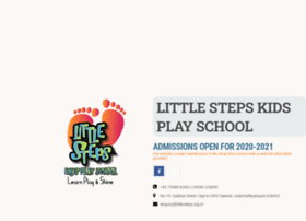 littlesteps.org.in