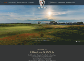 littlestonegolfclub.org.uk
