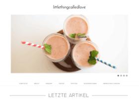littlethingcalledlove.blogspot.de