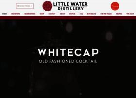 littlewaterdistillery.com