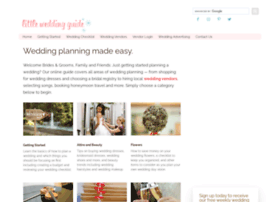littleweddingguide.com
