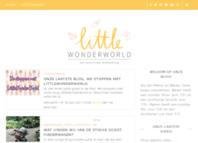 littlewonderworld.nl