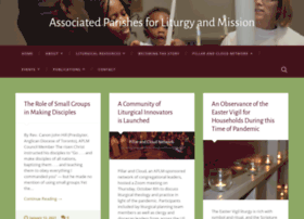 liturgyandmission.org
