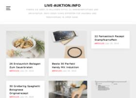 live-auktion.info