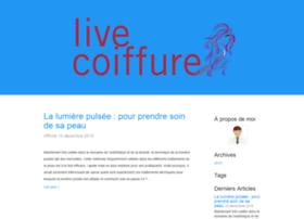 live-coiffure.com
