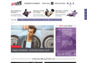 live-concert.sfr.fr