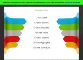 Live-cricket.cricmelive.com