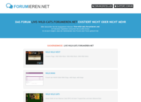 live-wild-cats.forumieren.net