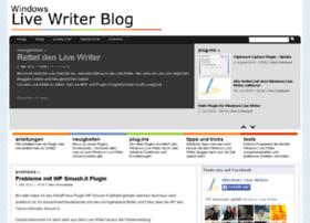 live-writer.de