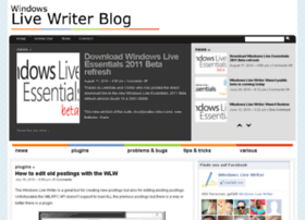 live-writer.net