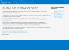 live.bupa.com