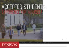 live.denison.edu
