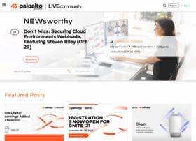live.paloaltonetworks.com