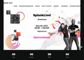 live.splunk.com