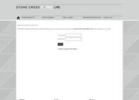 live.stonecreekcoffee.com