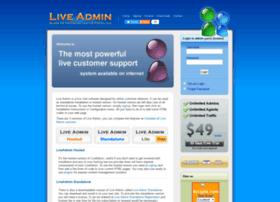 liveadmin.net