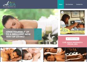 liveaquaspa.com