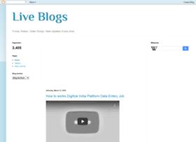 liveblogsmk.blogspot.in