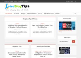 liveblogtips.com